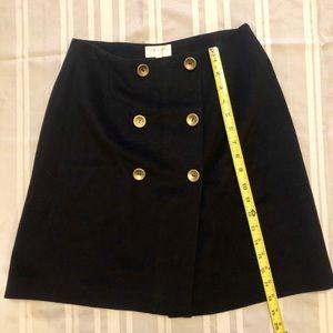 Paule Ka Wool Wrap Skirt
